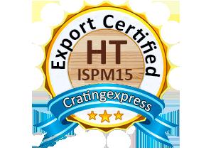 certificado de madera para exportación